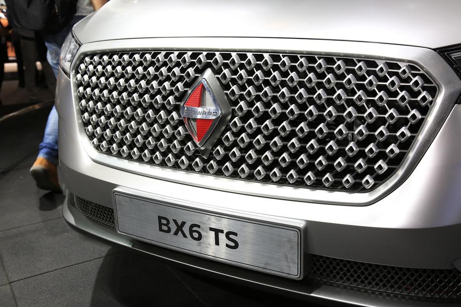 宝沃BX6 TS