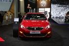 2016北京车展实拍:标致308S GTI