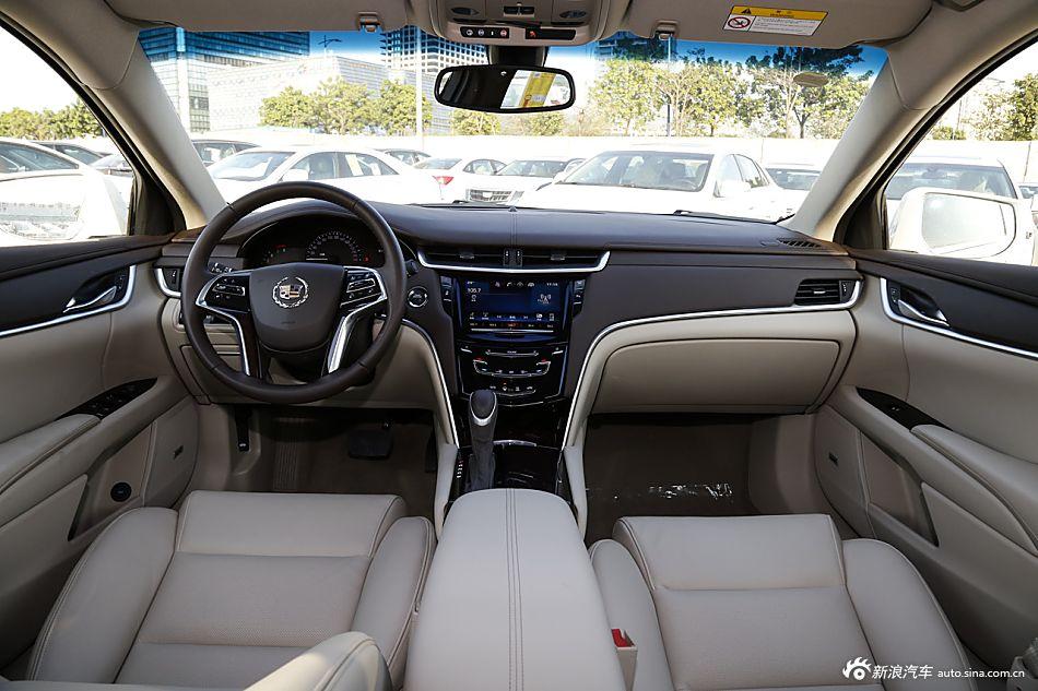 2015款凯迪拉克XTS 自动28T舒适型