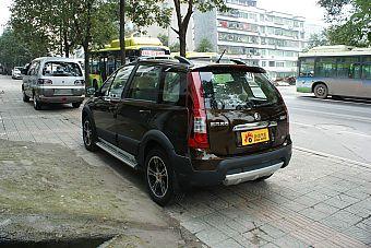 2012款景逸SUV