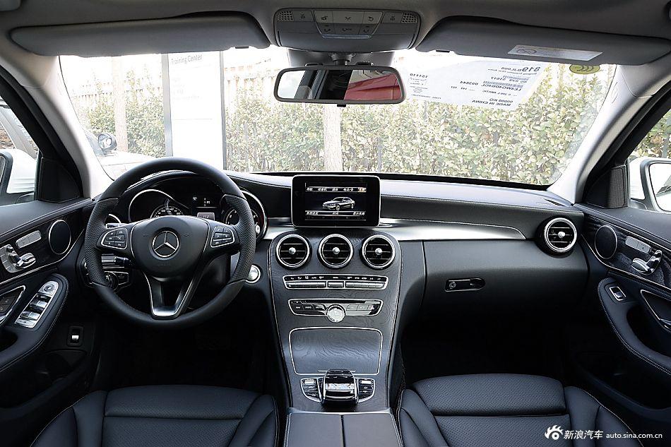 2015款奔驰C级C200 2.0T自动运动版