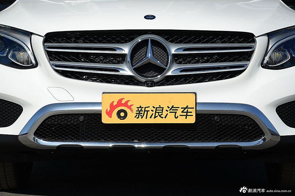 2016款奔驰GLC260 2.0T自动4MATIC豪华型