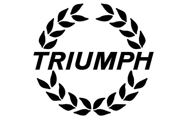 消逝的荣耀:英国Triumph凯旋汽车