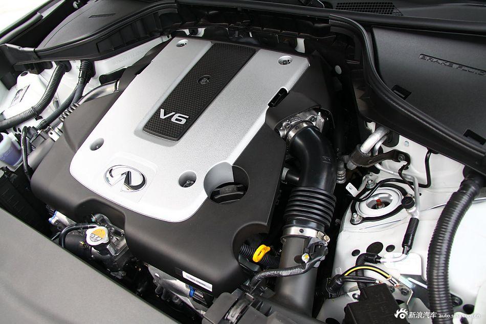 2012款英菲尼迪M25L