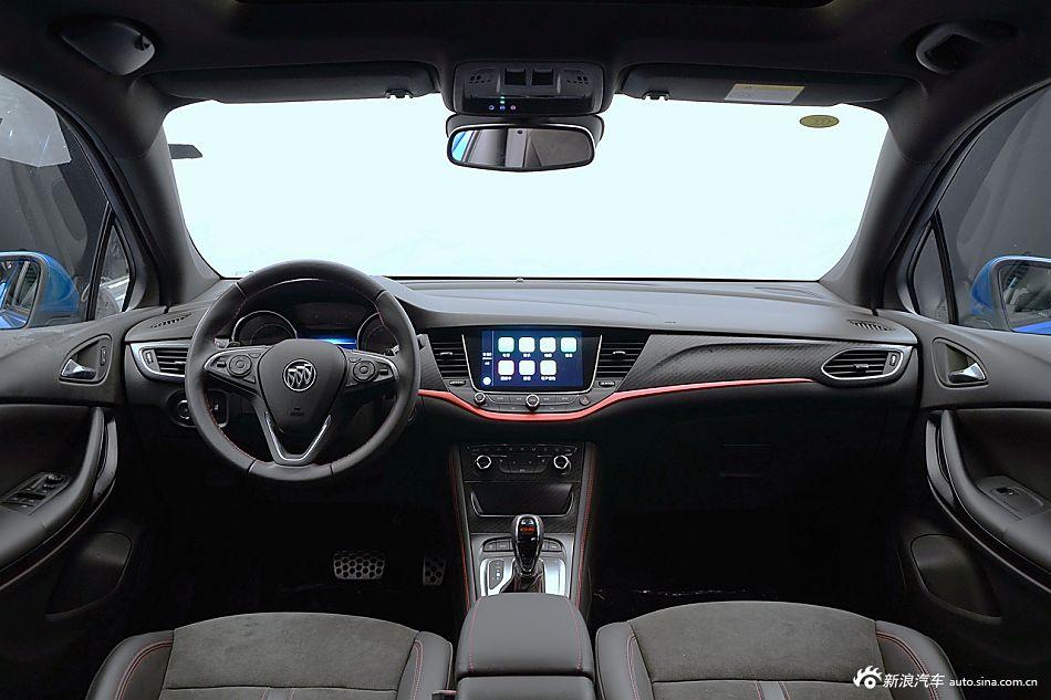 2016款威朗GS 1.5T自动纵情运动型20T