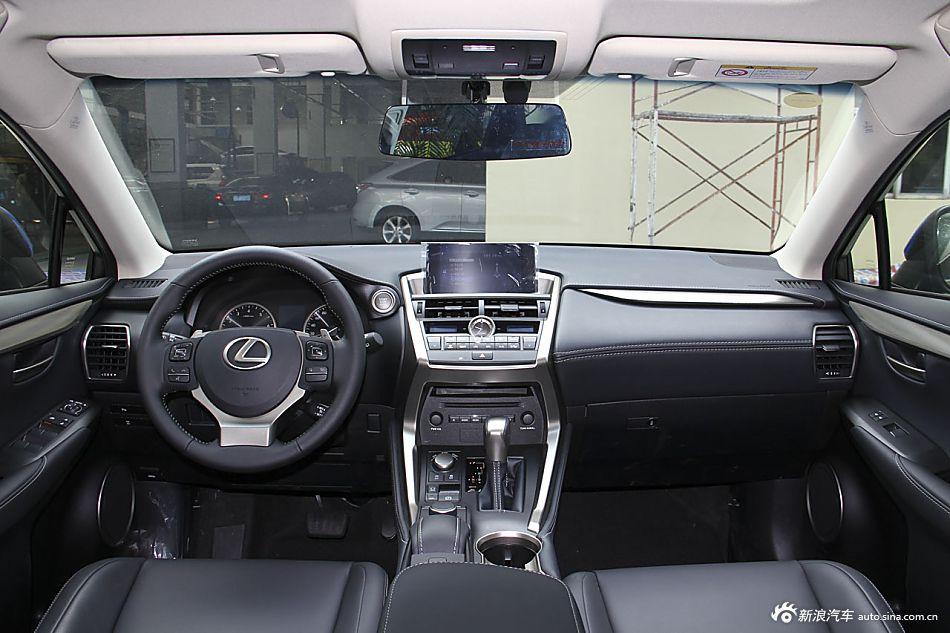 2015款雷克萨斯NX 2.0T自动200t全驱锋尚版