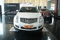 2013款凯迪拉克SRX