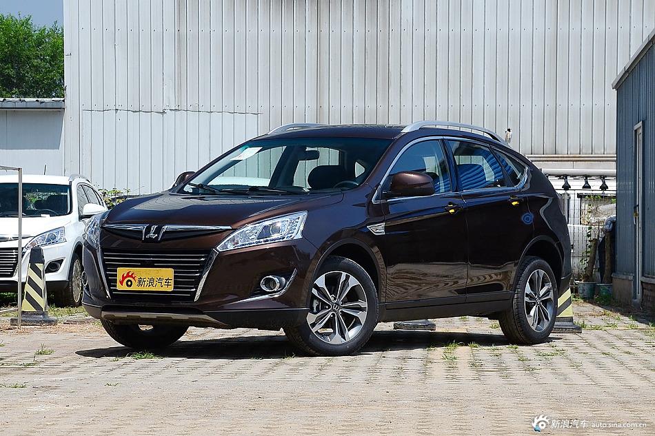 2016款优6 SUV 1.8T自动风尚超值型