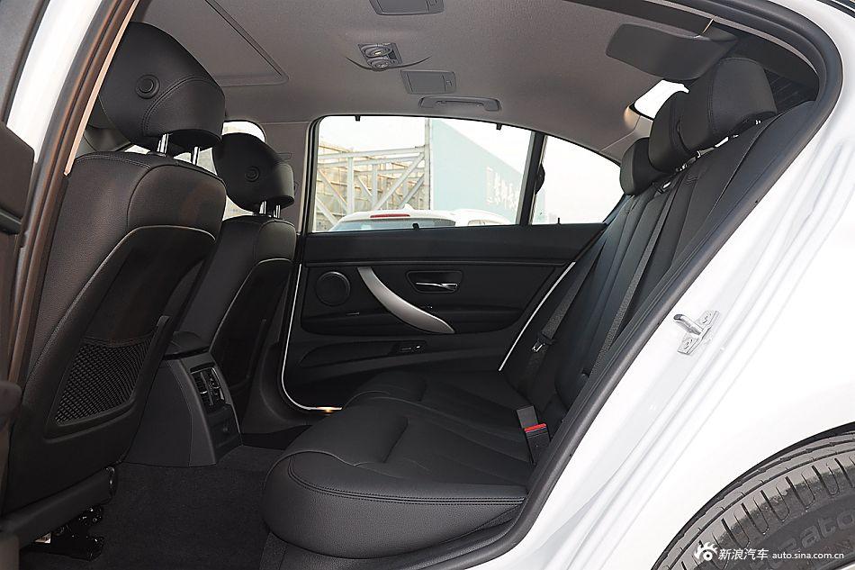 2016款宝马320Li豪华设计套装