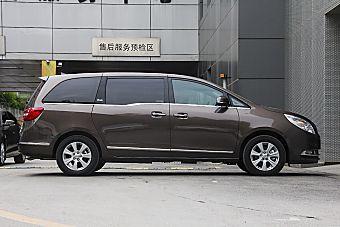 2014款GL8商务车3.0L自动GT豪华商务豪雅版