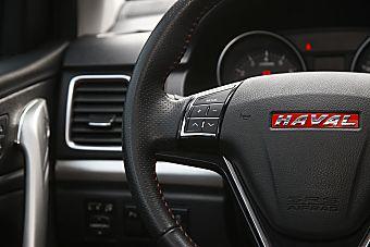 2015款哈弗H6运动版1.5T手动两驱精英型