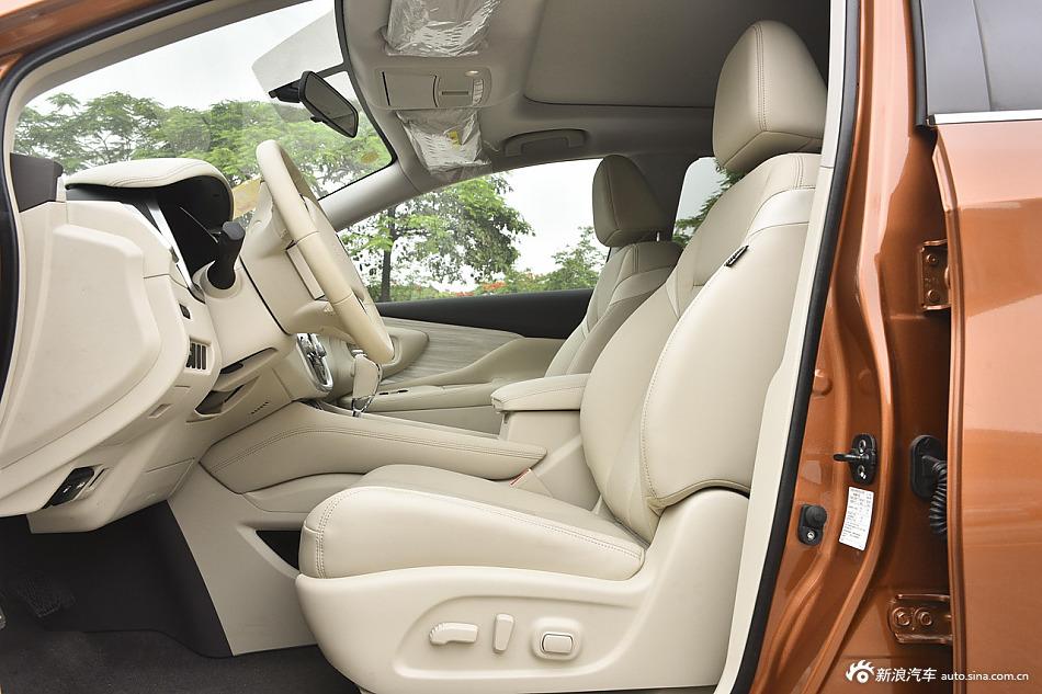2015款楼兰 2.5L自动XL两驱智尚版