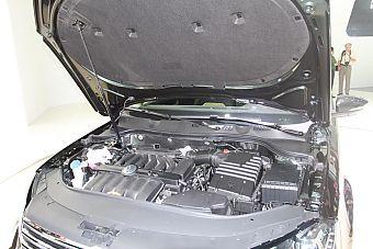 新迈腾(B7L)3.0L V6旗舰版发动机