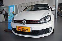 2012款高尔夫GTI