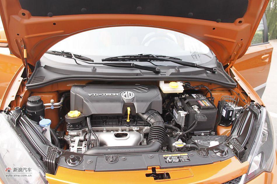 MG3 Xross 1.5L AMT版底盘悬挂