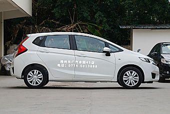 2014款飞度1.5L CVT EX 精英型