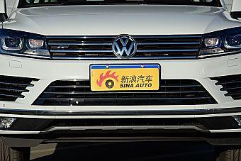 2016款途锐3.0T自动R-Line