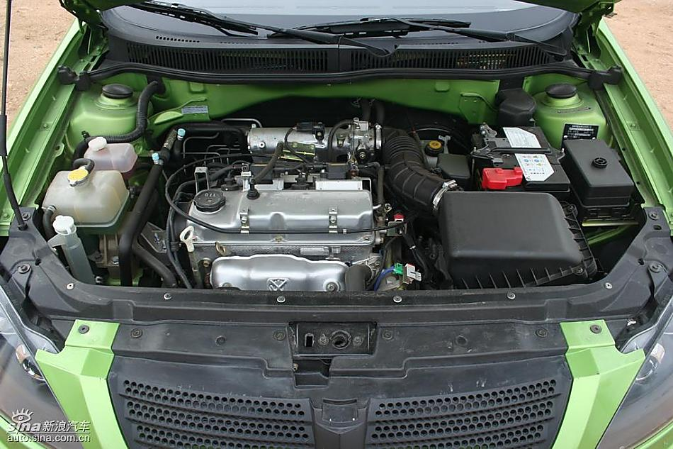 骏捷FRV试驾实拍图 骏捷FRV引擎底盘图片170702高清图片