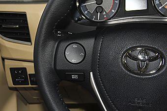 2014款卡罗拉1.6L自动GL-i真皮版