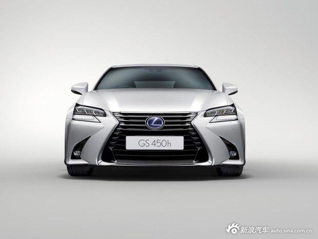 2015广州车展新车雷克萨斯GS 450h