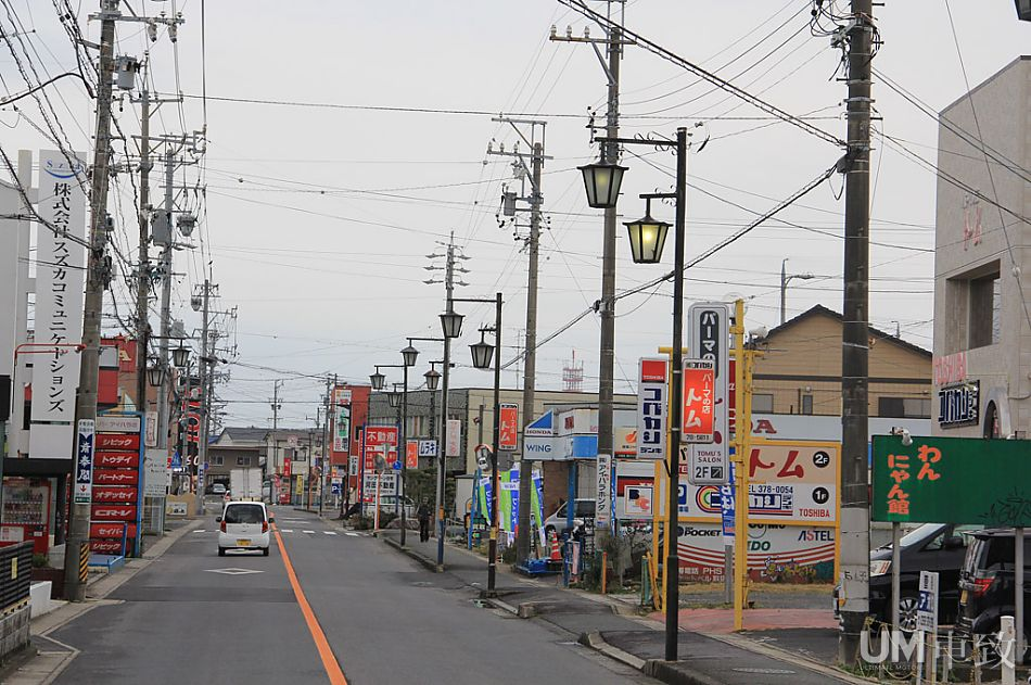 古屋市区到铃鹿赛道的田园风光 图片14110794高清图片