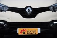 2015款雷诺卡缤1.2T自动豪华型