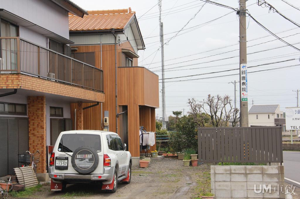 古屋市区到铃鹿赛道的田园风光 图片14110811高清图片