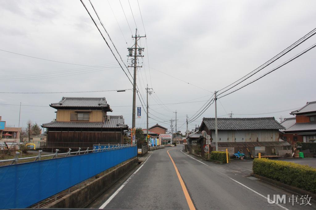 古屋市区到铃鹿赛道的田园风光 图片14110812高清图片