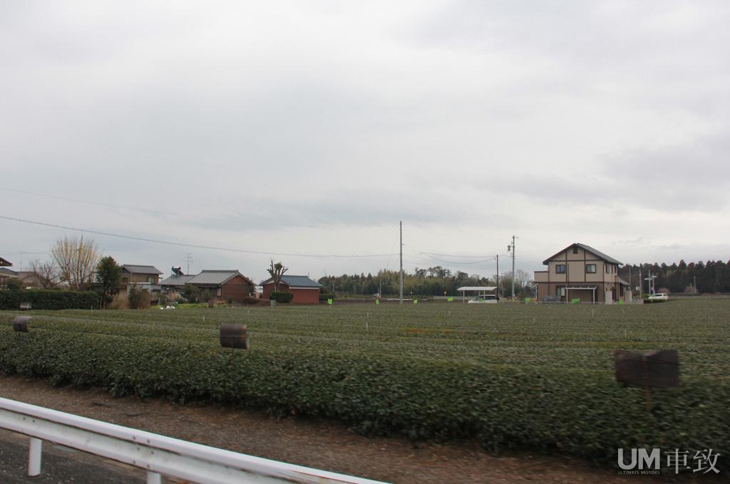 古屋市区到铃鹿赛道的田园风光 图片14110816高清图片