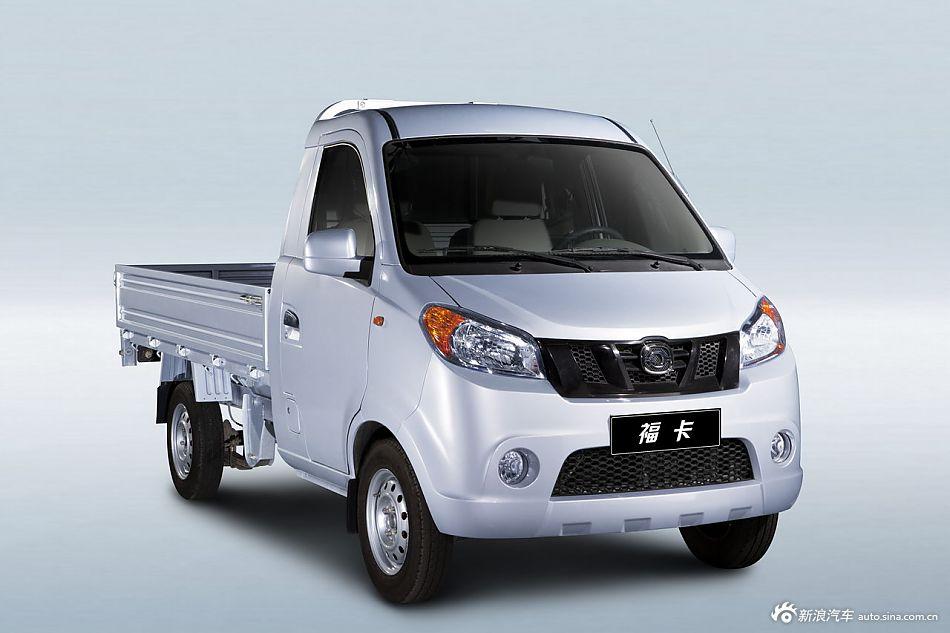 海马郑州2013款福仕达福卡1.2l双排基本型 海马郑州高清图片