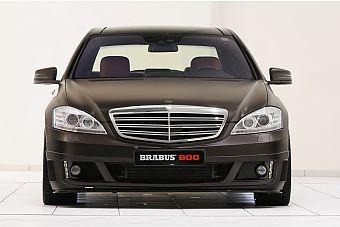 2012款巴博斯S级-巴博斯800