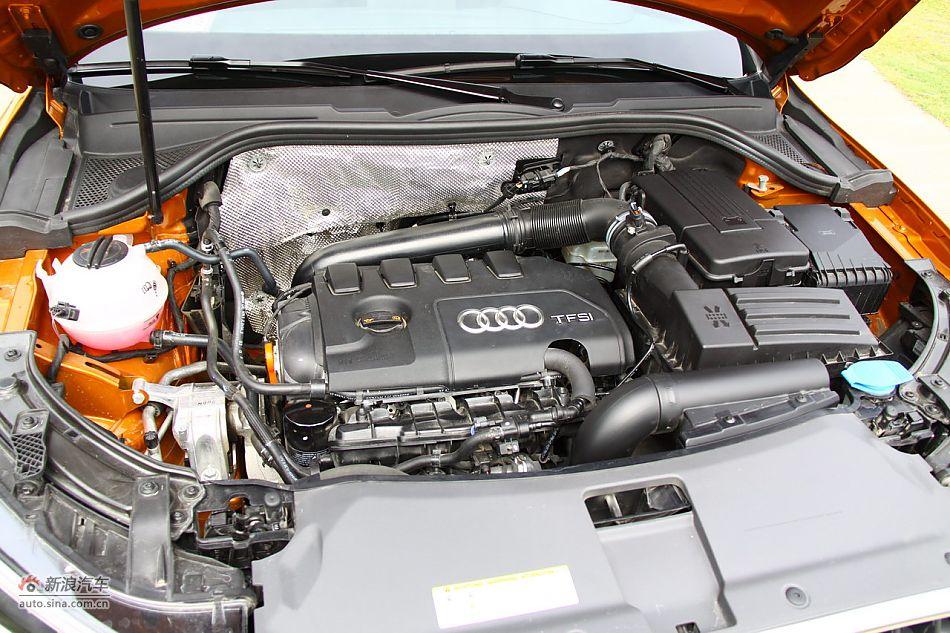 奥迪Q3引擎与底盘