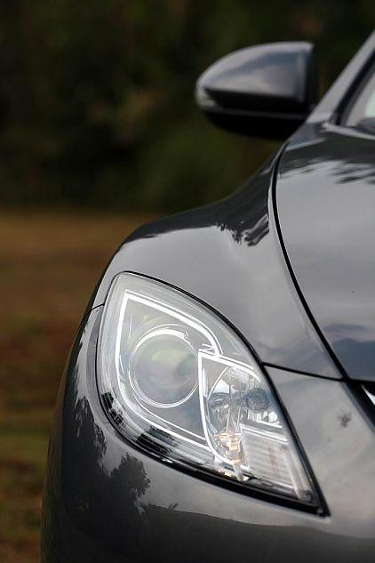 """下一图集新宝来sportline图解图片说明:Mazda6""""睿翼""""外观图片"""