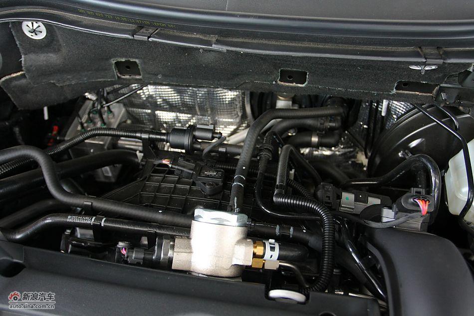 迈腾发动机 迈腾底盘图片801016 汽车图库高清图片