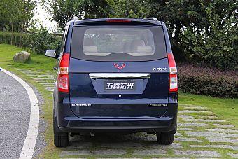 【图】2010款五菱宏光1.4l手动舒适型车型图宝石蓝_图