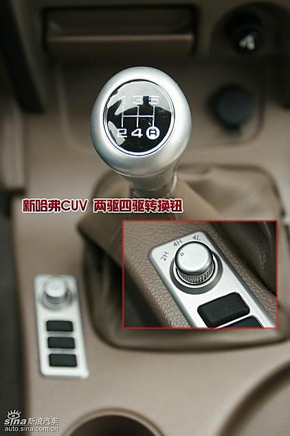 图解长城新哈弗cuv_哈弗h3图片91066_汽车图宝骏e100销售部图片