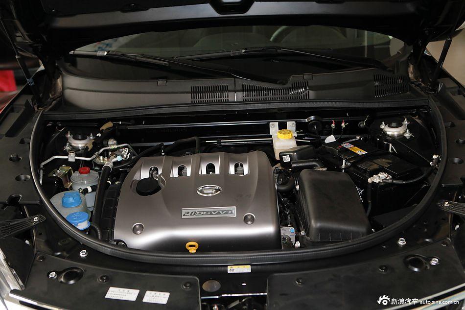 2012款传祺GS5 2.0L自动周年纪念版