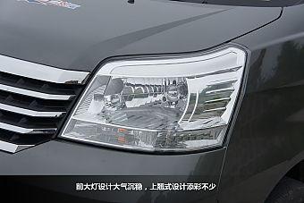 新浪汽车试车图解长城V80 1.5T手动雅尚版