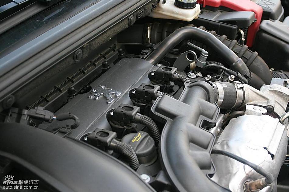 标致308cc引擎及其他 标致308 进口底盘图片181248 汽车图库 新浪汽车高清图片