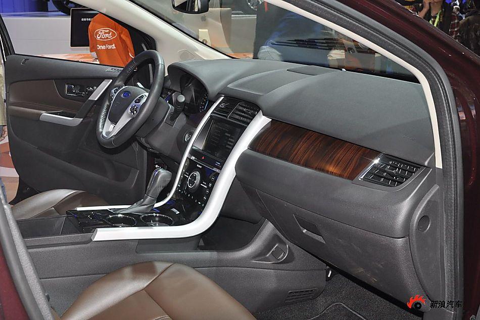 福特锐界Edge 锐界引擎底盘图片251285高清图片