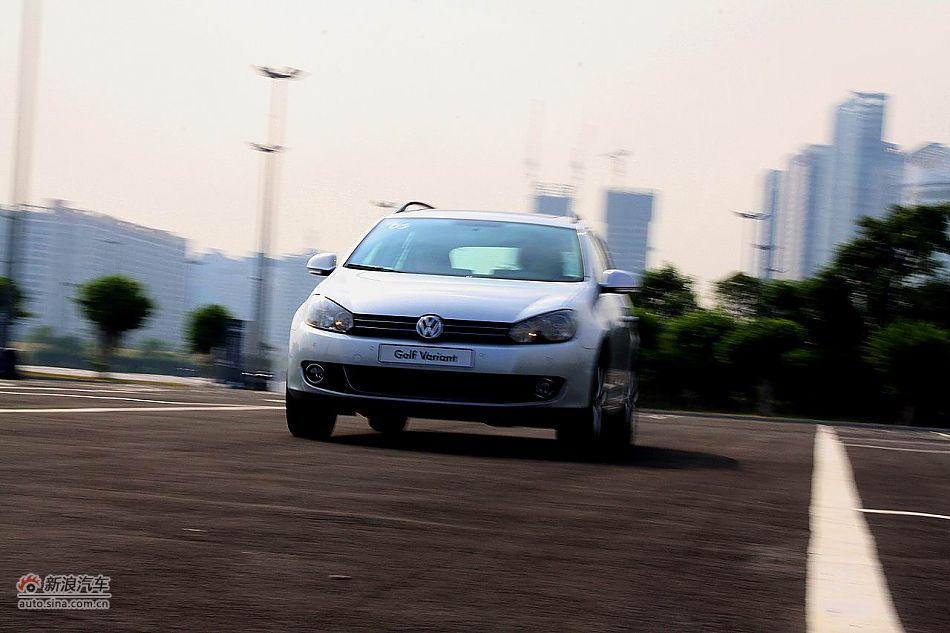 2011款高尔夫旅行轿车动态 高尔夫 进口图片9011320 汽车图库 新浪汽高清图片