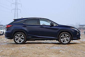 2016款雷克萨斯RX 3.5L自动450h四驱尊贵型