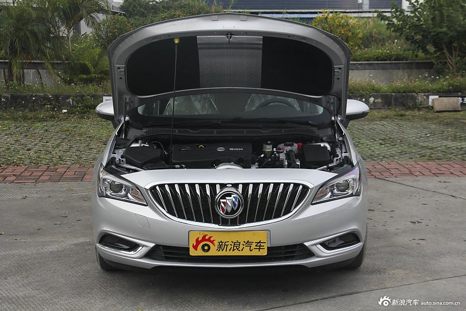2015款威朗1.5L自动进取型15S
