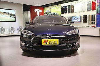 特斯拉Model S新能源外观图