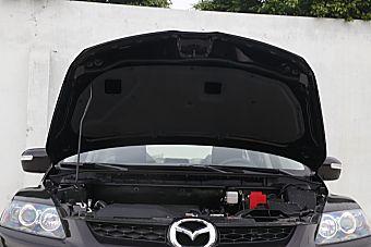 马自达CX-7底盘图