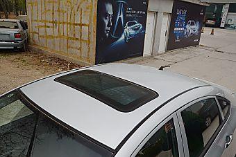 2016款海马M3 1.5L手动舒适型天窗版
