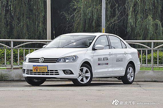2015款捷达1.6L自动豪华型