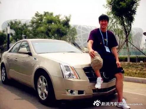 刘翔自曝与初恋吴莎已领证,百万豪车车牌足够霸气