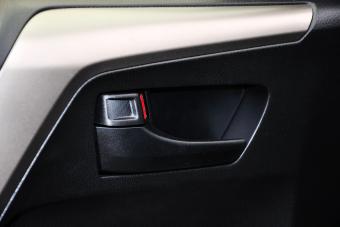2015款RAV4 2.0L CVT四驱风尚版