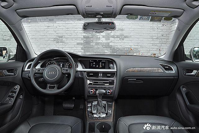 2015款奥迪A4L 35TFSI自动技术型